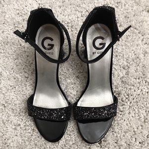 G by Guess Sparkly Heels
